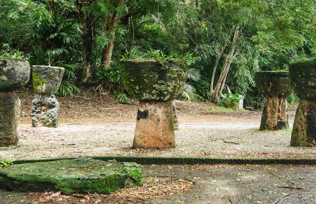 Latte Stone Park Guam
